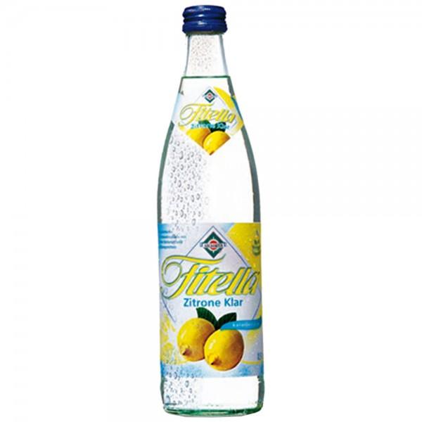 Adldorfer Fitella Zitrone Klar 20x0,5l