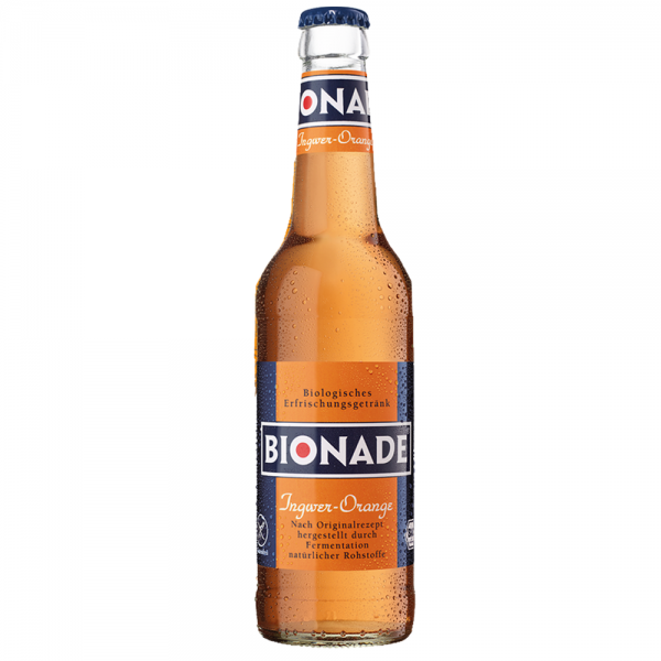 Bionade Ingwer Orange 12x0,33 l