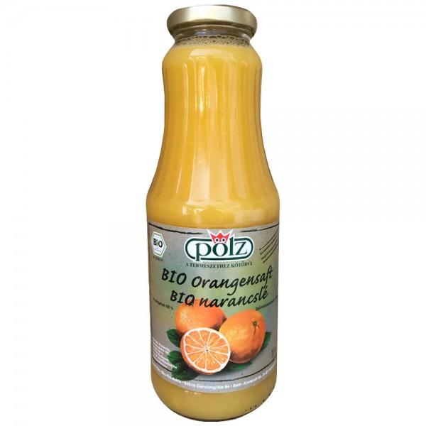Pölz Bio Orangensaft 6x1,0l Einweg