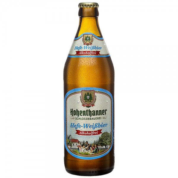 Hohenthanner Weißbier Alkoholfrei 20x0,5l