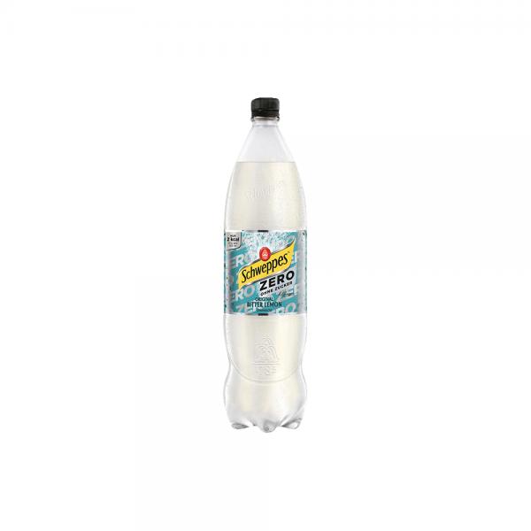Schweppes Bitter Lemon Zero 6x1,0l