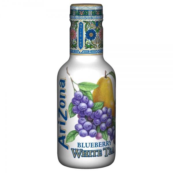 AriZona Ice Tea Blueberry White 6x0,5l