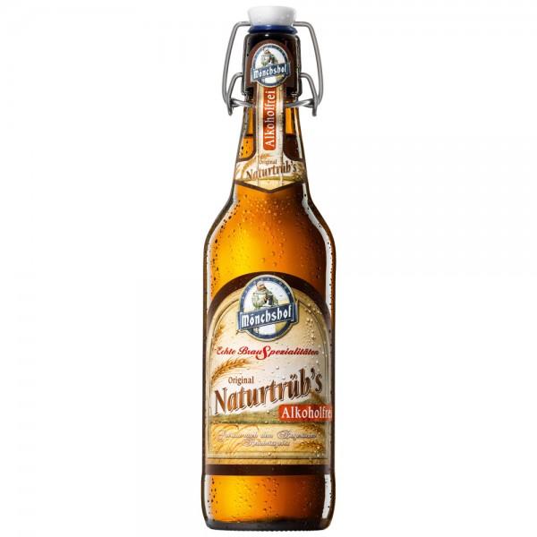 Mönchshof Naturtrüb's alkoholfrei 20x0,5l