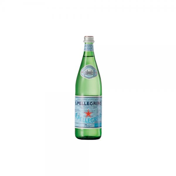 San Pellegrino Mineralwasser 16x0,75 l