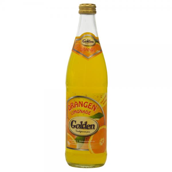 Golden Orangen Limonade 20x0,5l