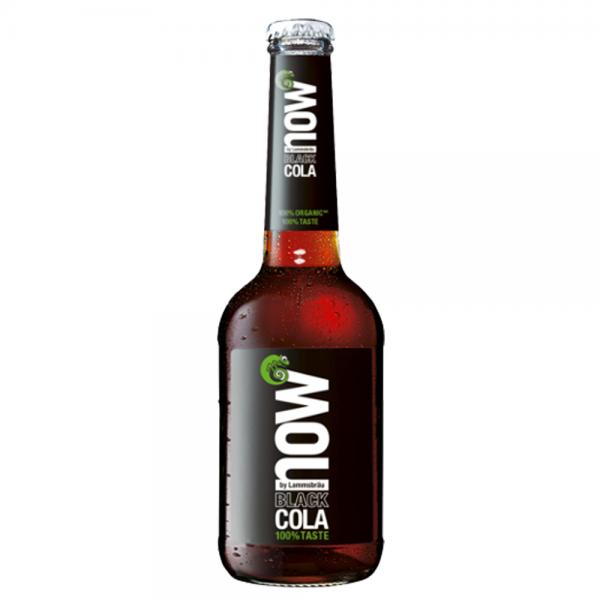 Lammsbräu now Black Cola Bio 10x0,33l