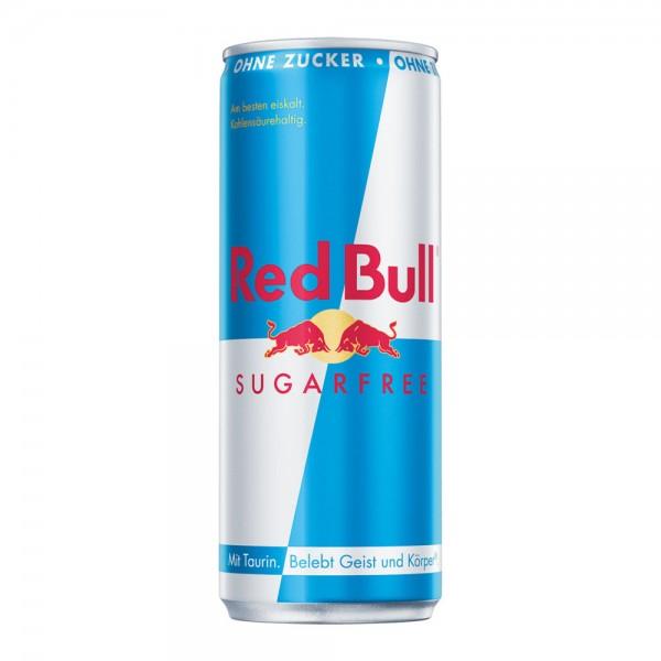 Red Bull Sugar Free 24x0,25 l