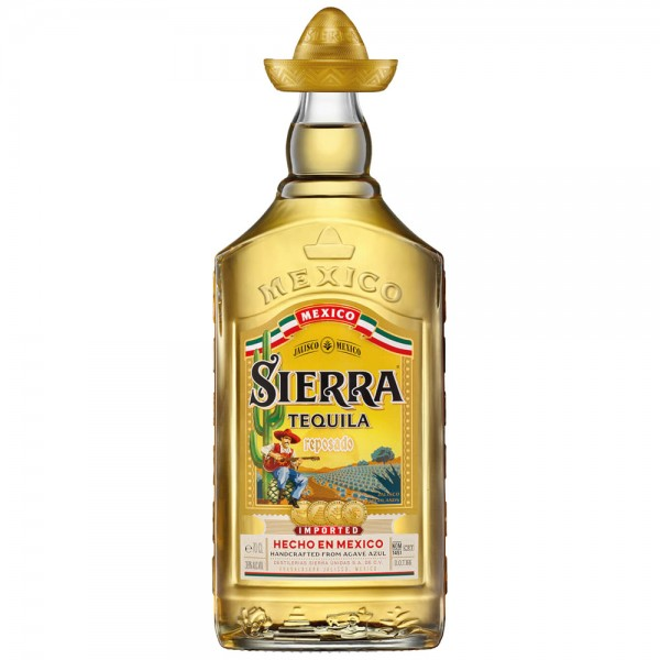 Sierra Tequila Reposado 38% vol.0,7l