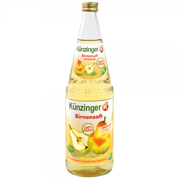 Künzinger Birnensaft 6x1,0l
