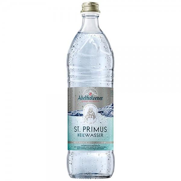 Adelholzener St. Primus Heilwasser 12x0,75l