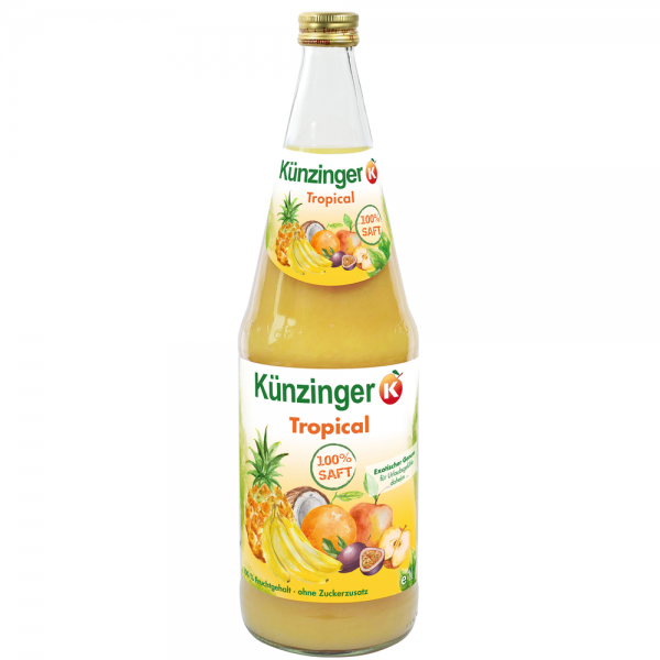 Künzinger Tropical Saft 6x1,0l