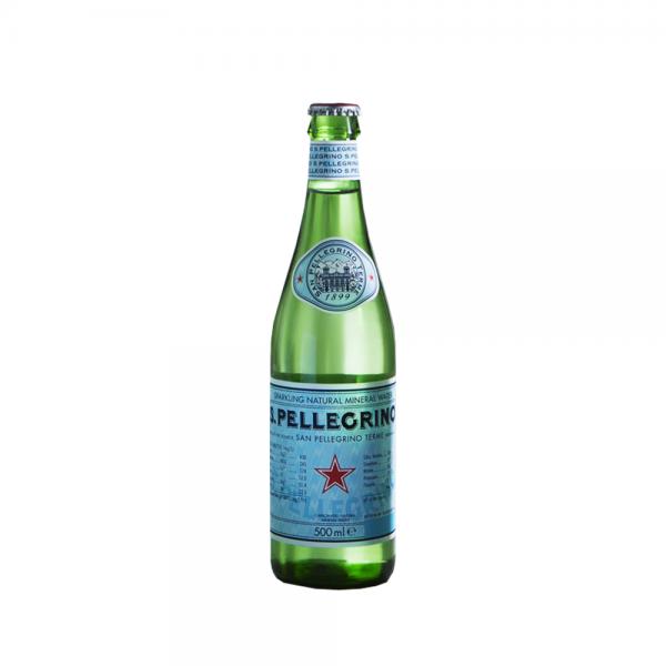 San Pellegrino Mineralwasser 20x0,5 l