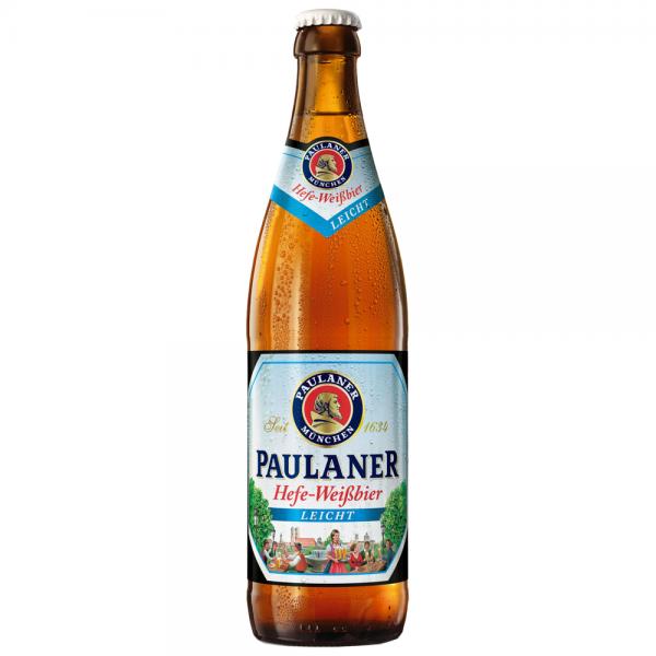 Paulaner Weißbier leicht/Isar Weisse 20x0,5 l