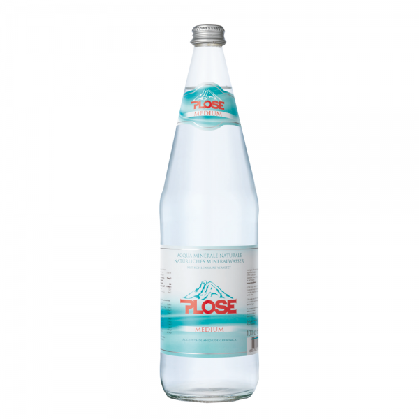 Plose Mineralwasser Medium 6x1,0 l