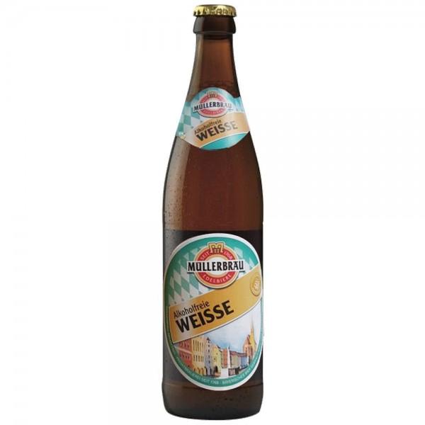 Müllerbräu Alkoholfreie Weisse 20x0,5l