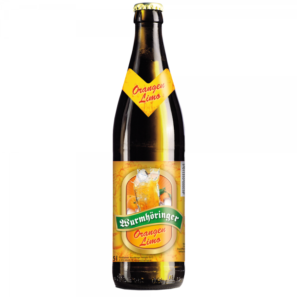 Wurmhöringer Orangen Limo 20x0,5l
