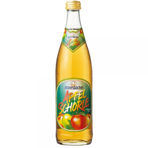 Aldersbacher Apfelschorle 20x0,5l
