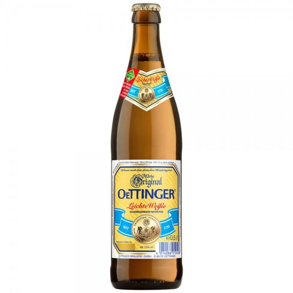 Oettinger Leichte Weisse 20x0,5l