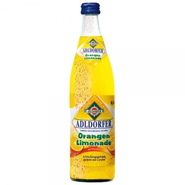 Adldorfer Orangen Limo 20x0,5l