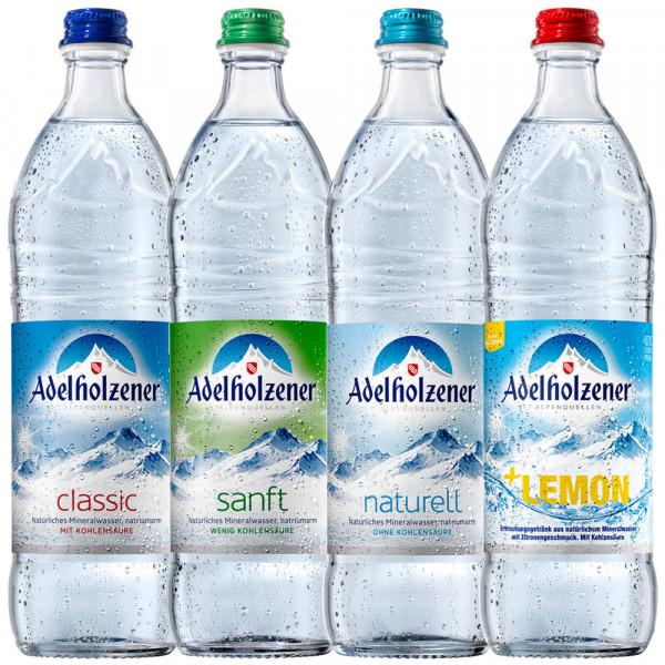 Adelholzener Mineralwasser 12x0,75l