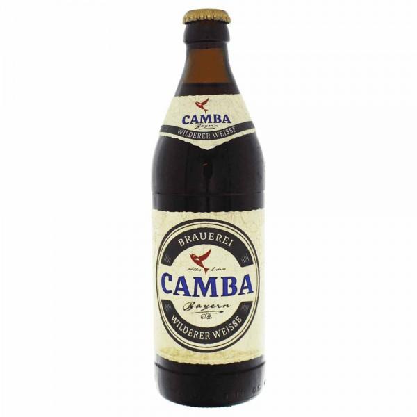 Camba Wilderer Weisse 20x0,5l