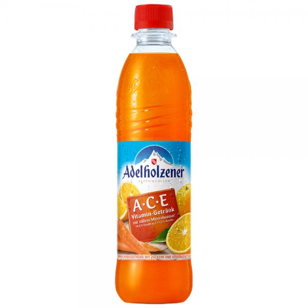Adelholzener ACE Vitamingetränk 12x0,5 l