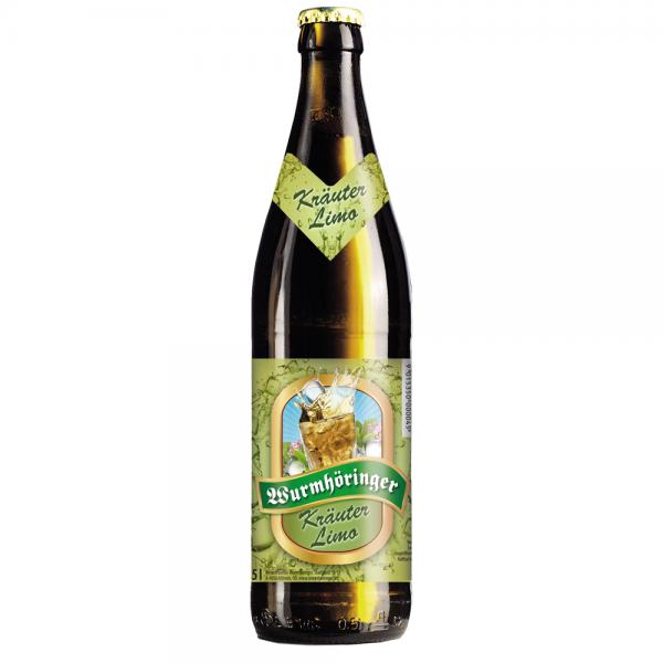 Wurmhöringer Kräuter Limo 20x0,5l