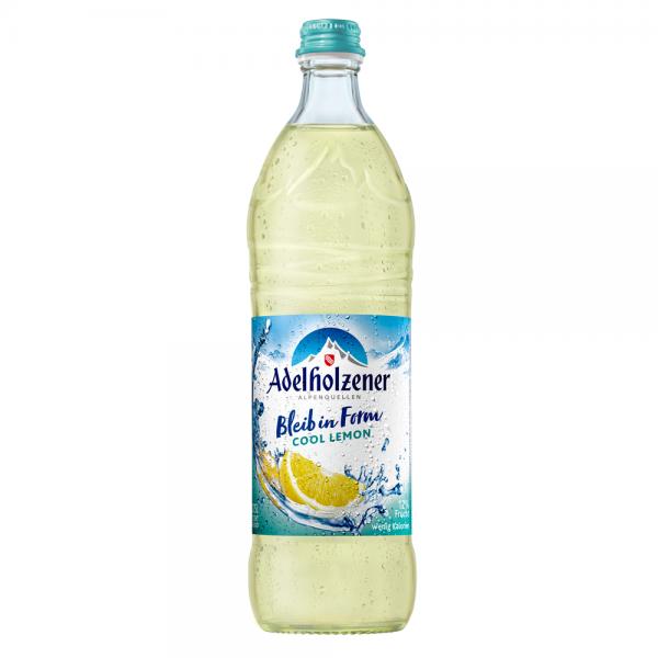 Adelholzener Bleib in Form Lemon 12x0,75l
