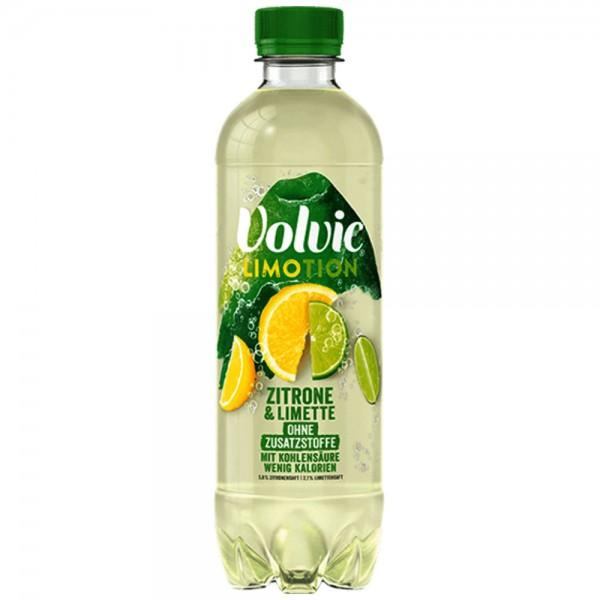 Volvic Limotion Zitrone 6x0,45l