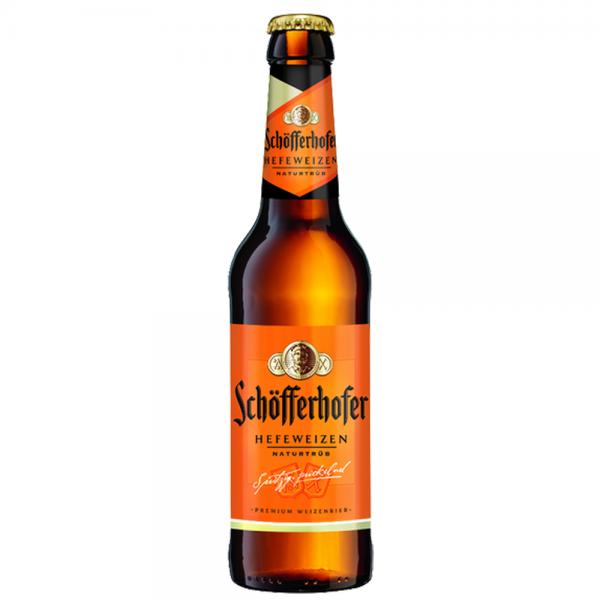 Schöfferhofer Hefeweizen Hell 24x0,33l