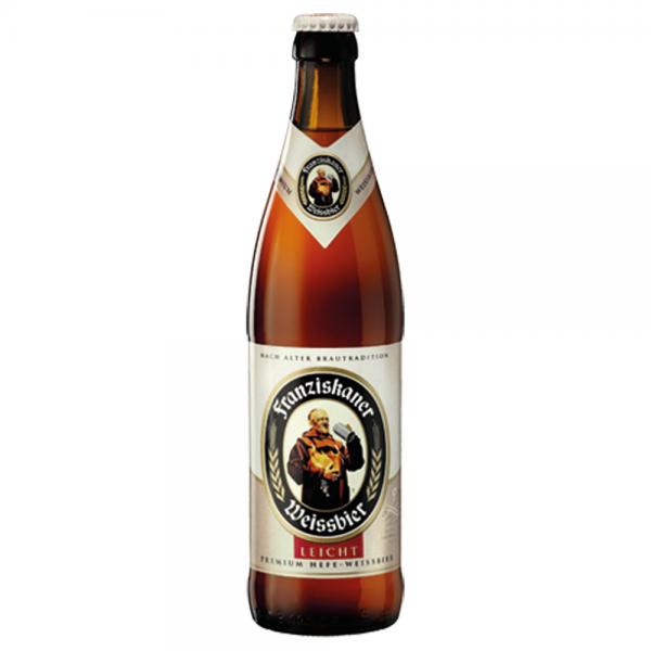 Franziskaner Weißbier leicht 20x0,5 l