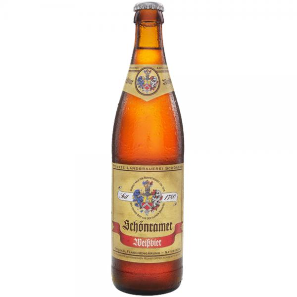Schönramer Weißbier 20x0,5l