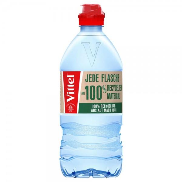Vittel Sportflasche 6x0,75l