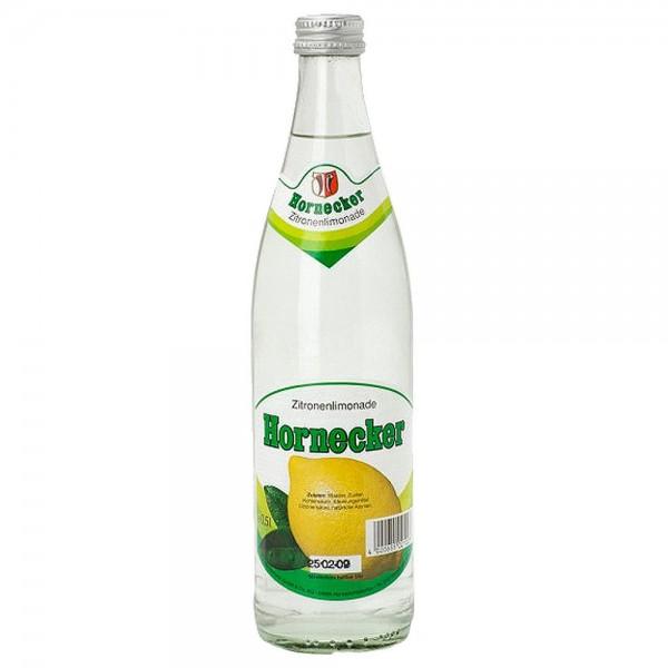 Hornecker Zitronenlimonade 20x0,5l