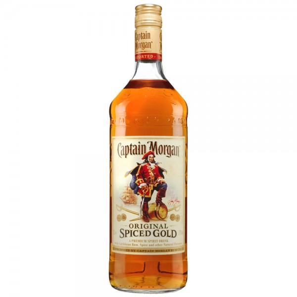 Captain Morgan Original Spiced Gold 35% vol. 1l