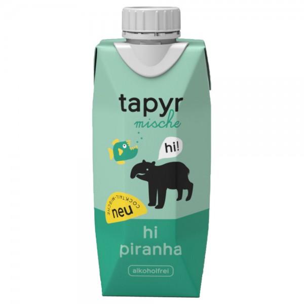 tapyr hi piranha mische 6x0,33l