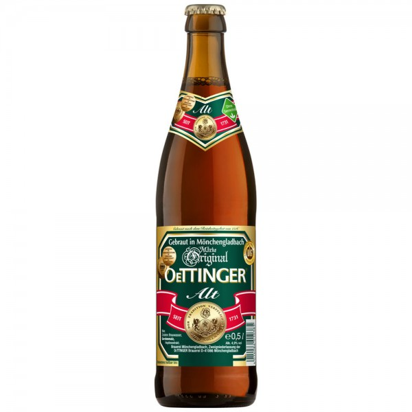 Oettinger Altbier 20x0,5l