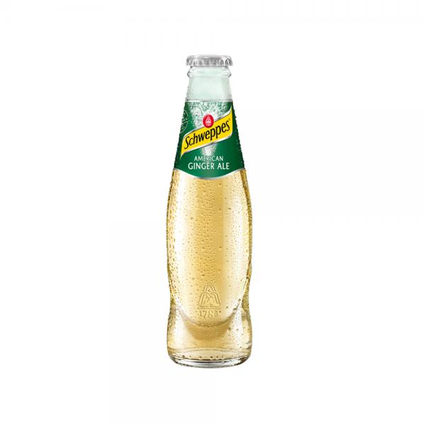 Schweppes Ginger Ale 24x0,2 l