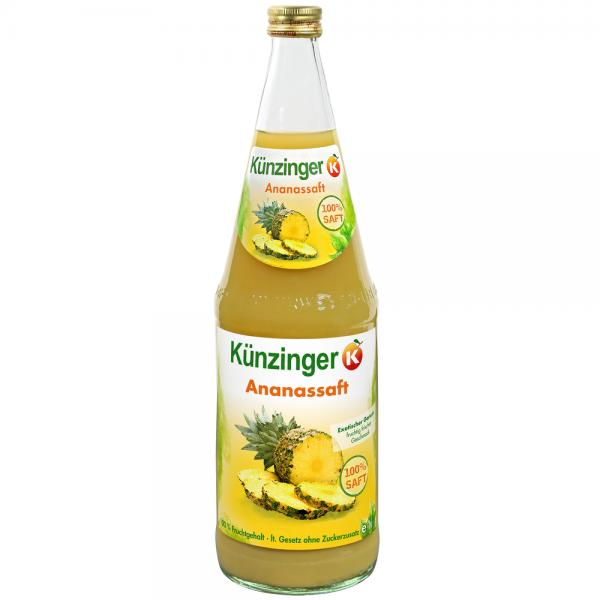 Künzinger Ananassaft 6x1,0l