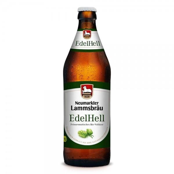 Lammsbräu EdelHell Bio 10x0,5l