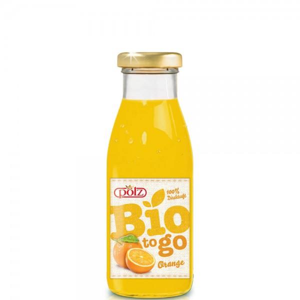 Pölz BIO to GO Orange 12x0,25l